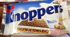 Knoppers branded Wafer Recall [UK]