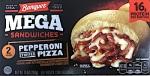 Banquet Pepperoni Stuffed Pizza Sandwich Recall [US]