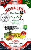 Salud Natural Nopalina Flax Recall [US]