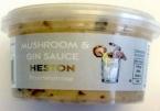 Waitrose Heston Mushroom & Gin Sauce Recall [UK]