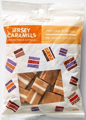 Target Fabulous Food Jersey Caramel Recall Australia Recallsdirect By Living Safely