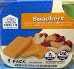 Coburn Farms Cheddar Cheese Snacker Recall [US]