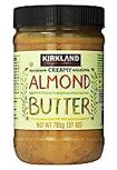 Costco Kirkland Signature Almond Butter Recall [Canada]