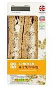 Co-Op branded Chicken and Stuffing Sandwich Recall [UK]