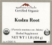 Organic Kudzu Root Herbal Supplement Recall [US]