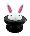 Pylones branded Magic Bunny Mini Light Up Vacuum Cleaners