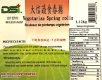 Asian Food & DSI Spring Roll Recall [Canada]