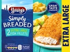 Young's Simply Breaded Large Fish Fillet Recall [UK]