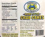 Johnson Sea Home Style Crab Cake Recall [US]