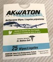 Akwaton International Multipurpose Disinfectant Wipes