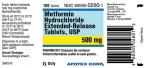 Apotex Metformin Hydrochloride Tablet Recall [US]