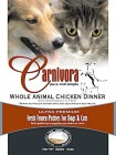 Carnivora Fresh Frozen Patties for Dogs and Cats Recall [Canada]