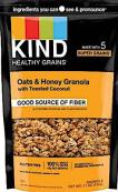 KIND Oats & Honey Granola with Coconut Recall [US]