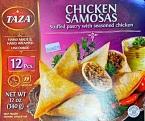 Raza Foods & Taza Chicken Samosa Recall [US]