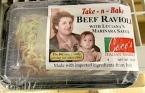 Coco's Italian Market Frozen Meat Recall [US]