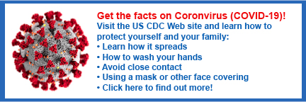 US CDC Coronavirus Tips