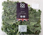 Co-op Sliced Curly Kale Recall [UK]