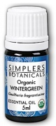 Simplers Botanicals Wintergreen Essential Oil Recall [US]