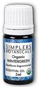 Simplers Botanicals Wintergreen Essential Oil Recall [US]