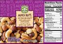 Southern Grove Mixed Nuts Less than 50% Peanuts