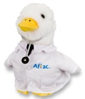 Aflac Doctor Duck Plush Toy Recall [US]