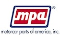 Logo - Motorcar Parts of America