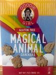 Goodie Girl Gluten Free Magical Animal Cracker Cookie Recall [US]