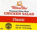 Willow Tree Classic Chicken Salad Recall [US]