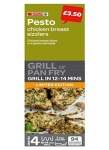 SPAR Pesto Chicken Breast Sizzler Recall [UK]