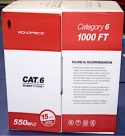 Monoprice Cat 6 Bulk Ethernet Cable Recall [US]