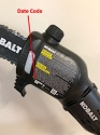 Kobalt Cordless Electric Pole Saw Recall [US & Canada]