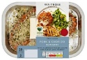 Waitrose Easy to Cook Pork and Chorizo Burger Recall [UK]