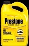 Autozone, Highline & Prestone Antifreeze Recall [US]