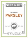 Cost Plus, Great Value & Full Circle Parsley Recall [US]