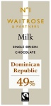 Waitrose Dominican Republic Milk Chocolate Recall [UK]