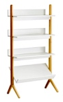 Crate and Barrel branded Danish Tall Bookcase Recall [US]