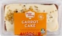 Bridge Bakery Carrot, Lemon and Triple Chocolate Cake Recall [UK]