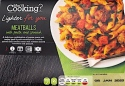 What's Cooking? Lighter for You Meatball Pasta Recall [UK]
