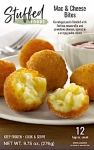 Stuffed Foods Mac & Cheese Bites Snack Recall [US]