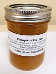 My Grandfather's Farm Pumpkin Pie Jam Recall [Canada]