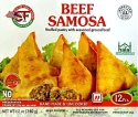 Taza & South Asian Food Samosas Recall [US]