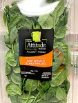 Fresh Attitude branded Baby Spinach Recall [Canada]