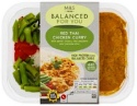 Marks & Spencer Balanced For You Red Thai Chicken Curry Recall [UK]