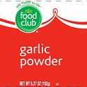 Food Club Garlic Powder Recall [US]