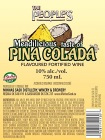 13906 - CFIA - People's Meadilicious Taste of Pina Colada Wine Recall [Canada]