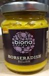 Biona Organic Horseradish Relish Recall [UK]