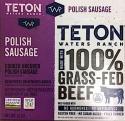 Teton Waters Ranch Polish Sausage Recall [US]