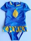 Cat & Jack Infant-Toddler One-Piece Rashguard Swimsuits