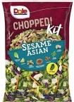 Dole Sesame Asian Chopped Salad Kit Recall [US]