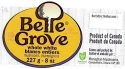 Belle Grove Whole White Mushroom Recall [Canada]